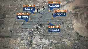 News video: Study: Car insurance rates in Las Vegas valley increased 31 percent since 2011