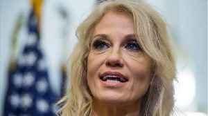 News video: Kellyanne Conway Apparently Broke A Law During TV interviews