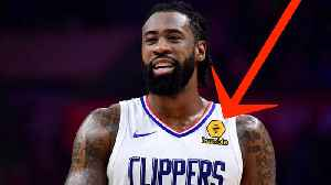 News video: Clippers Trying to Help Fans Have More Sex with New Sponsor Patch