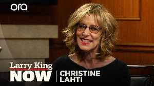 News video: Christine Lahti's casting couch story