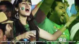 News video: India v Pakistan match