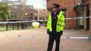 News video: Nerve agent used in attempted murder of ex-Russian spy - UK police