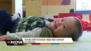 News video: St. Francis family activity center helps kids with special needs connect