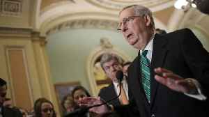 News video: McConnell Warns Trump's Tariffs Could Cause Trade War