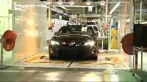 News video: Toyota and Kobe Steel hit with U.S. lawsuit