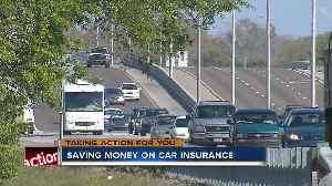 News video: Auto insurance rates in Florida rank 5th highest in nation