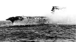 News video: Microsoft Cofounder Finds Wreck Of US Aircraft Carrier