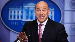 News video: Gary Cohn Resigns From Trump Administration