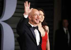 News video: Jeff Bezos New Net Worth Revealed, Still Richest Man Alive