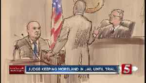 News video: Federal Judge Orders Former Metro Judge Casey Moreland Held Without Bond