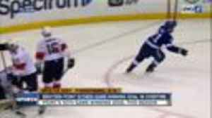 News video: Brayden Point scores in overtime, Tampa Bay Lightning beat Florida Panthers 5-4