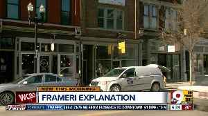News video: Over-the-Rhine startup Frameri stops taking orders and dissolves, a victim of fizzling funding