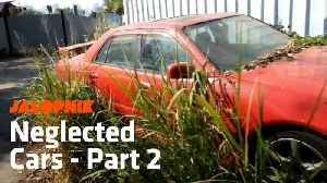News video: Abandoned Nissan Skyline | Hong Kong's Amazing Neglected Cars - Part 2