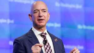 News video: Jeff Bezos' Updated Net Worth Will Shock You