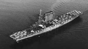 News video: Found! Missing WWII Aircraft Carrier
