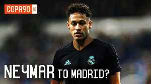News video: Why Neymar Should Leave PSG For Real Madrid
