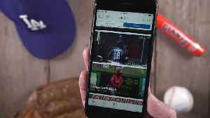 News video: These apps will get you ready for baseball season