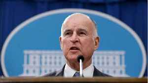 News video: California Governor Says Trump Administration Waging War Against State