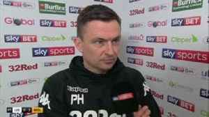 News video: Heckingbottom: Play-offs are out of reach
