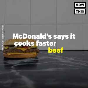 News video: McDonald's Is Putting Fresh Beef On The Menu