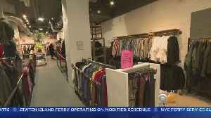 News video: Millennials Breathing New Life Into Thrift Stores
