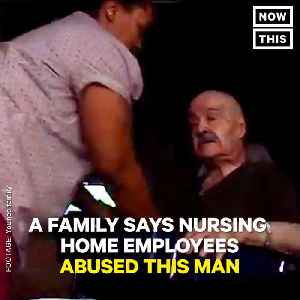 News video: Video Shows Michigan Nursing Home Employees Seemingly Abusing an Elderly Man