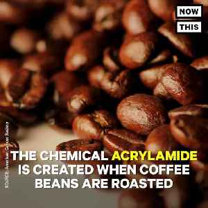 News video: Coffee Sellers in California Might Have to Give Cancer Warning