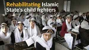 News video: Traumatized by war, Islamic State's child fighters learn to love again