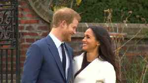 News video: Meghan Markle Privately Baptized Into Anglican Church: Reports