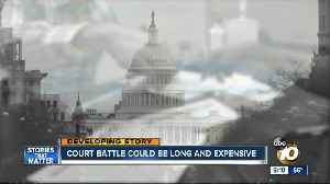 News video: Court battle could be long and expensive