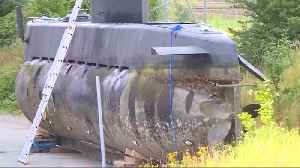News video: Denmark's submarine murder trial begins