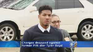 News video: Charges Dropped Against Former Pitt Football Star