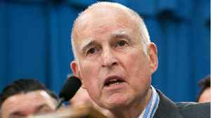 News video: Governor Jerry Brown Suggests Trump