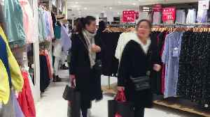 News video: China plays it safe on Women's Day