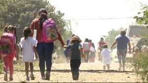 News video: Argentina's failing public schools: 'Studying is an odyssey'