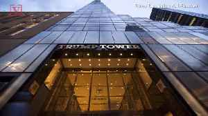 News video: Report: Trump Banking Top Dollar to Rent Nearly Empty Trump Tower Office to His Campaign