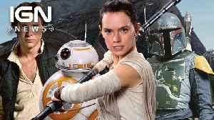 News video: Iron Man Director, Jon Favreau to Write and Produce Star Wars TV Series - IGN News