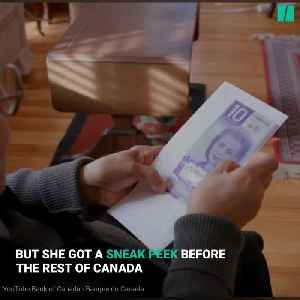 News video: Viola Desmond's $10 Bill Unveiled
