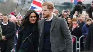 News video: Meghan Markle and Prince Harry Are A