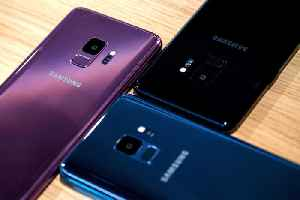 News video: Team Android? Read Reviews for Samsung's Galaxy S9+
