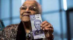 News video: Viola Desmond's sister 'speechless' over new $10 bill
