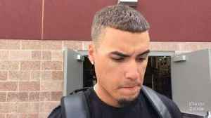 News video: Cubs' Javier Baez declares himself