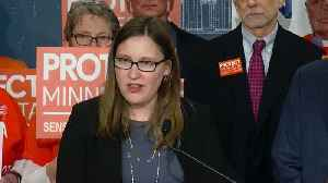 News video: Gun Control Advocates Want To Raise Age To Purchase Assault Weapons