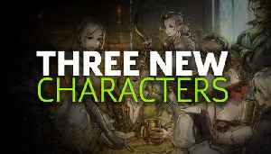 News video: Octopath Traveler Gets A Release Date And Three New Characters
