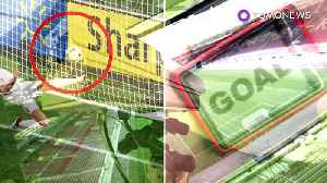 News video: Goal-line technology will be used again at 2018 World Cup in Russia - TomoNews