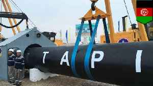 News video: $8 billion LNG pipeline backed by the Taliban — for now