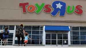 News video: Toys R Us Might Close All 800 Of Its Stores
