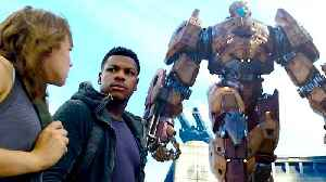 News video: Pacific Rim: Uprising - Behind the Scenes