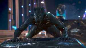 News video: Black Panther Opens Big in China