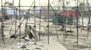 News video: Casualties Reported Following Suicide Blast in Shia Area of Kabul